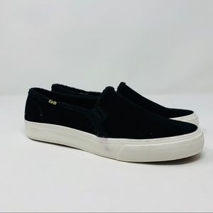 New Keds Slip Ons Black